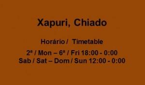 HorarioXap05052017