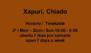 HorarioXap30082019