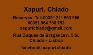 Reservas Xap